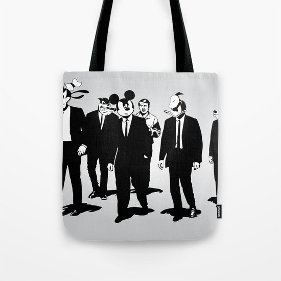 Walt's Protection Crew Tote Bag