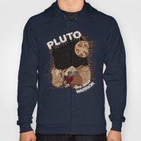 Pluto The Dwarf Planet Hoody