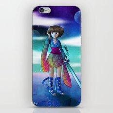 Uranus Princess iPhone & iPod Skin