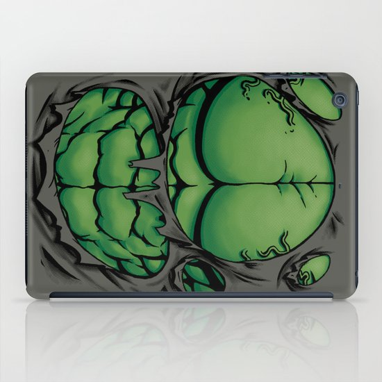 The Green Giant iPad Case