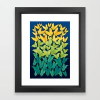 METAMORFOSE Framed Art Print