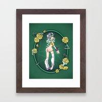 Vernum Tempus Framed Art Print