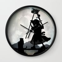 Gandalf Kid Wall Clock