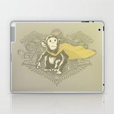 Fearless Creature: Chimpy Laptop & iPad Skin