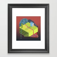 The Wages Of Illusion Framed Art Print