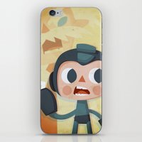 Megaman iPhone & iPod Skin