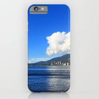 Blue vs. White iPhone 6 Slim Case