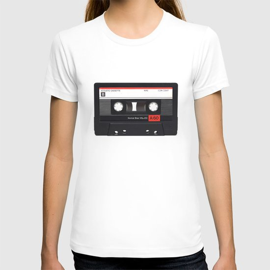 Old School Tape T-shirt