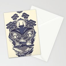 Mantra Ray Stationery Cards