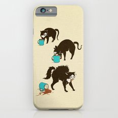 Coffee Cat iPhone 6 Slim Case