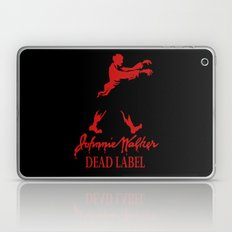 Johnny Walker Dead Label Laptop & iPad Skin