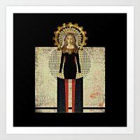 Renaissance Madonna Art Print