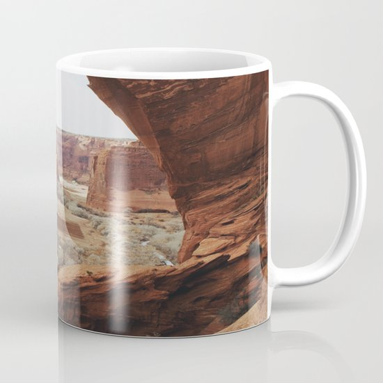 Window Rock Mug