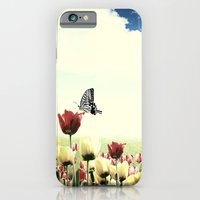 iPhone & iPod Case featuring BUTTERFLY by Ylenia Pizzetti