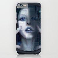 iPhone & iPod Case featuring Untitled_oblò by Diamante Murru