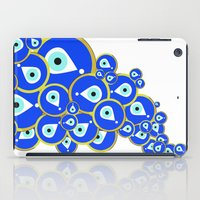Evil Eye iPad Case