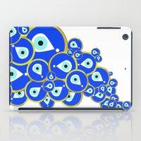 Evil Eye iPad Case