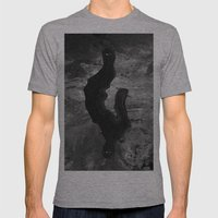 Arabian Dream Mens Fitted Tee Athletic Grey SMALL