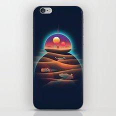 Droid-land iPhone & iPod Skin