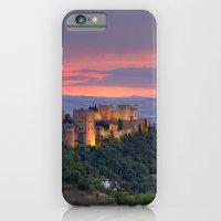 The Alhambra And Granada… iPhone 6 Slim Case