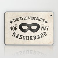 The Eyes Wide Shut Laptop & iPad Skin