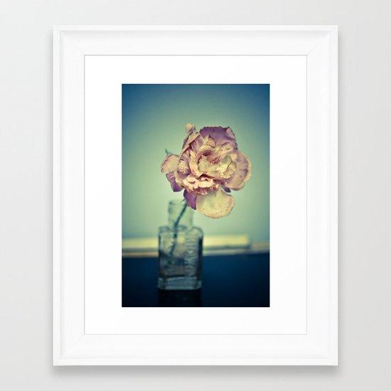 Pretty Flower 1 Framed Art Print