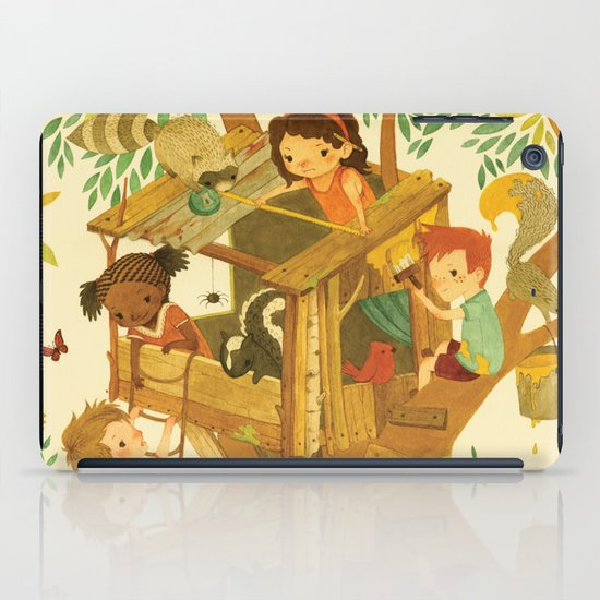 Our House In the Woods iPad Case