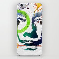 Salvador Dalí iPhone & iPod Skin