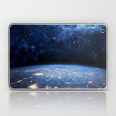 Earth and Galaxy Laptop & iPad Skin