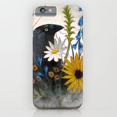 Crow With Red Thread Slim Case iPhone 6s