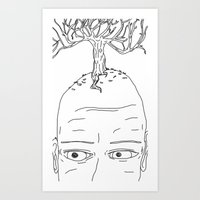 Your Mind Is The Foundat… Art Print