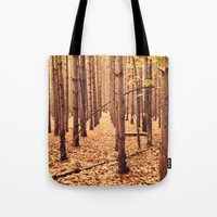 A Cathedral of Trees Tote Bag