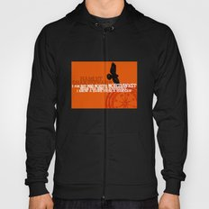 Hamlet-  North by Northwest - Madness - Shakespeare Quote Art Hoody