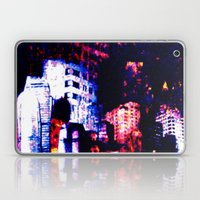 Backstreets Of The New Y… Laptop & iPad Skin