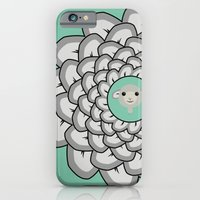 iPhone & iPod Case featuring Sheep Ear Art - 2 by Loesj