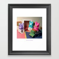 Coping Mechanisms: One Framed Art Print