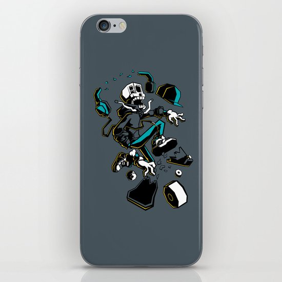 The Impossible iPhone & iPod Skin