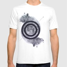 Bears - Endless Power White Mens Fitted Tee SMALL