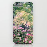 iPhone & iPod Case featuring In the garden! by eddiek3