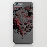 iPhone & iPod Case featuring Minotaur by Liviu Matei