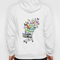 Urban Butterflies Hoody