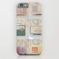 iPhone & iPod Case featuring Vintage Radio Love by Butterfly Photography