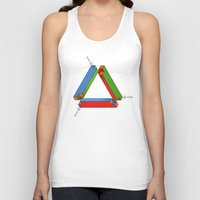 IMPOSSIBLE TRIBAR Unisex Tank Top
