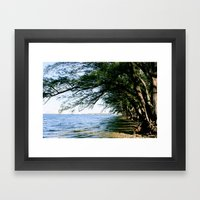 Hobie Framed Art Print