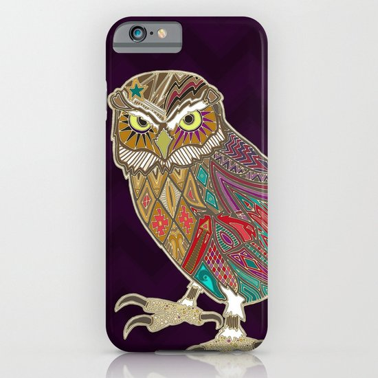 little brother owl iPhone & iPod Case