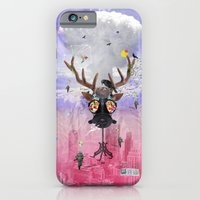 iPhone & iPod Case featuring Ozone Is Dying by Mo.Awwad