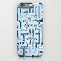 Which Way To The Bathroom? iPhone 6 Slim Case