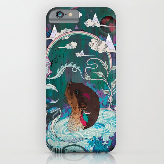 Delicate Distraction iPhone & iPod Case