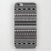 Ethnic Black iPhone & iPod Skin
