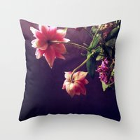 Garden Wild Throw Pillow